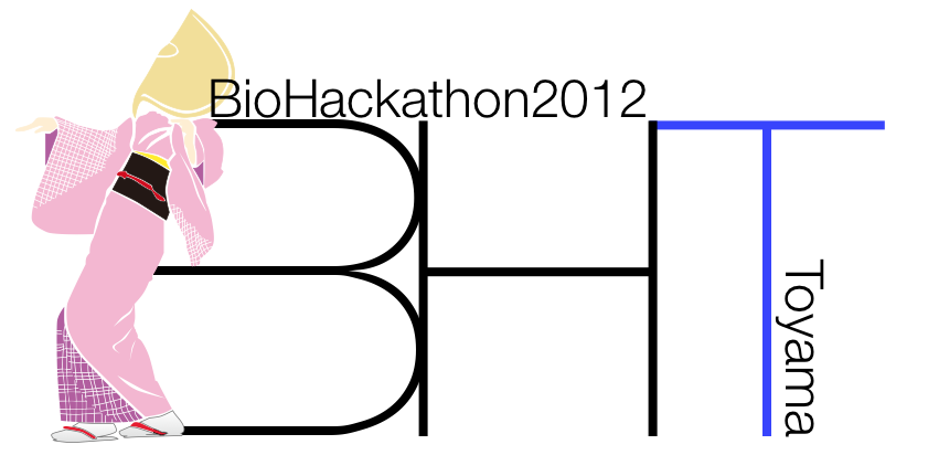 NBDC/DBCLS BioHackathon 2012